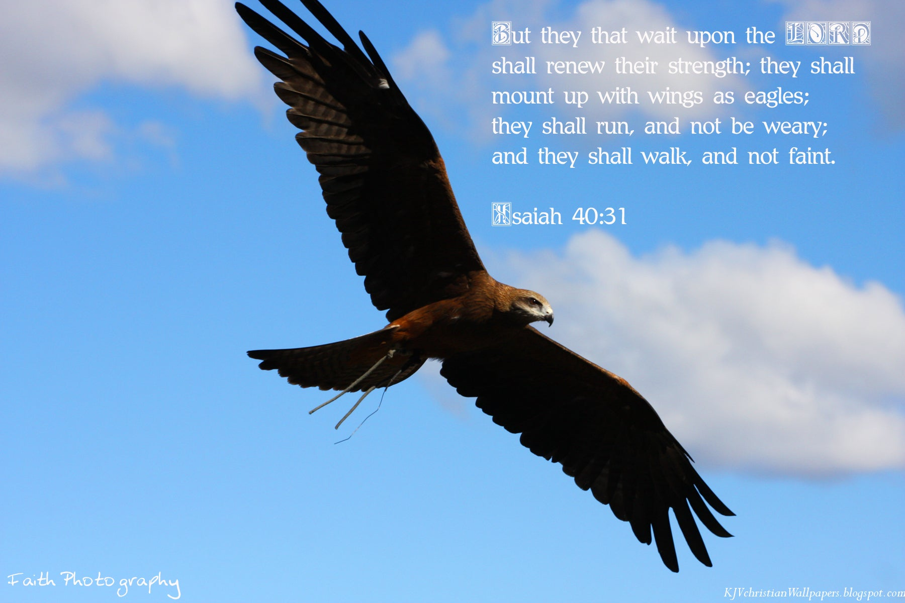 Isaiah 40:31 Commentaries: Yet those who wait for the LORD ...